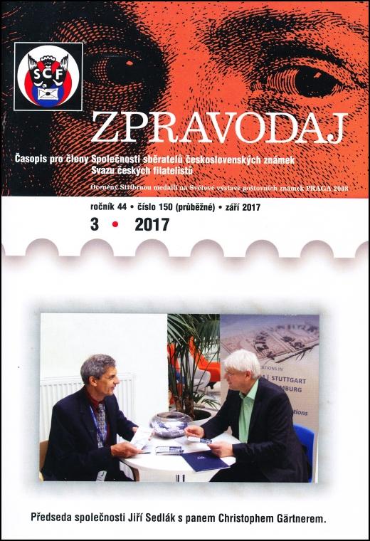 Zpravodaj SSČSZ SČF - 3/2017