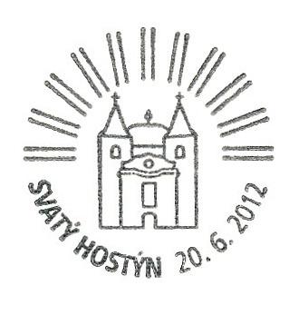 100. výročí korunovace sochy Panny Marie na Svatém Hostýně