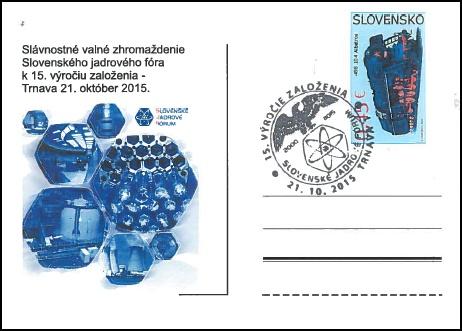 15 rokov Slovenského jadrového fóra