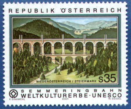 150 let železniční trati přes Semmering