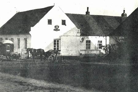 160 let pošty  v Křelovicích u Pelhřimova I.  - Zřízení poštovní stanice