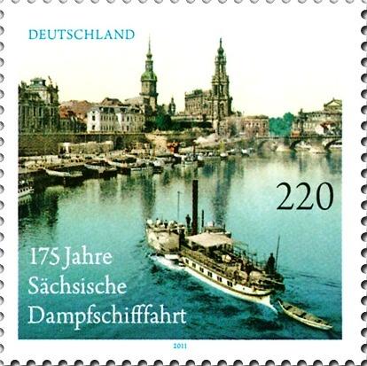 175.výročí Saské Paroplavby