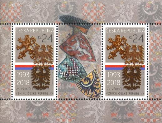25. výročí vzniku České republiky