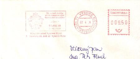30. výročí letu kosmonauta V. Remka