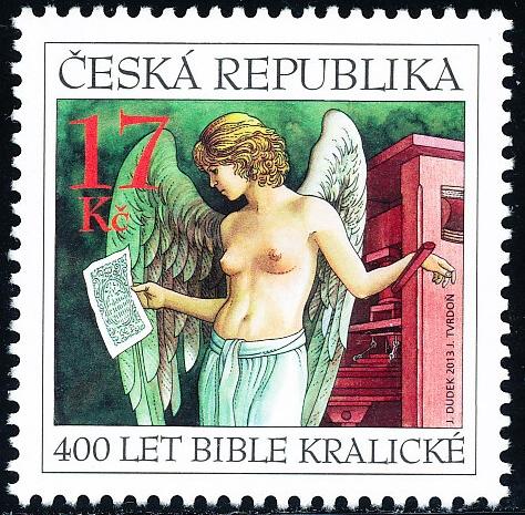 400 let Bible kralické