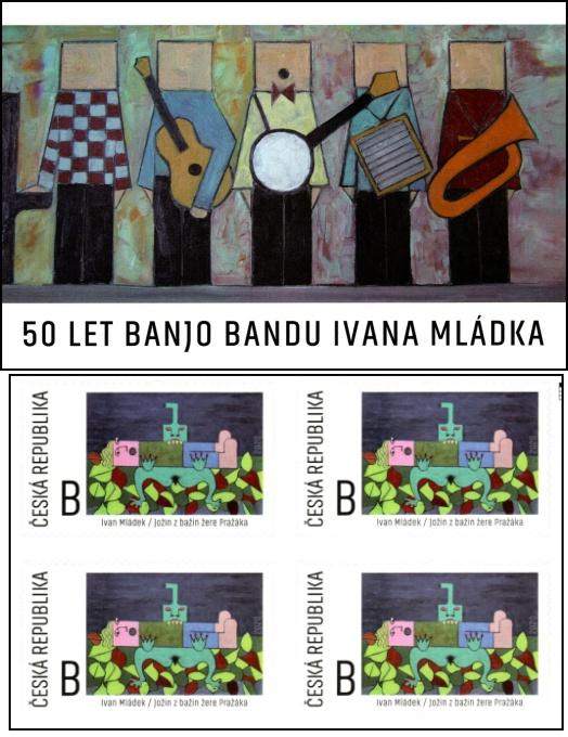 50 let Banjo Bandu Ivana Mládka