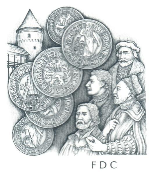 500. výročí zahájení ražby Jáchymovských tolarů