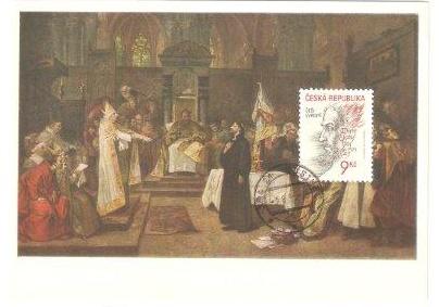 600 rokov od upálenia majstra Jana Husa
