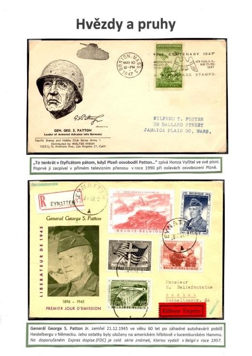 75. výročí osvobození Plzeňska americkou armádou