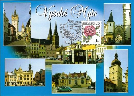 90 let KF Vysoké Mýto