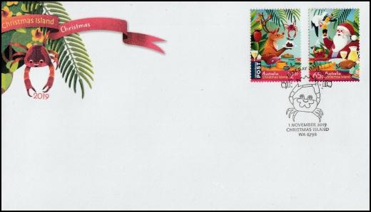 A po roce opět zpráva z Vánočního ostrova