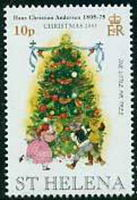 AKIRŮV výběr ze světa známek, tentokrát vzpomínka na Vánoce 2005