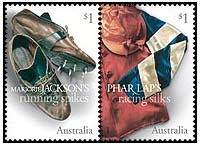 Akirův výběr ze světa známek - únor až duben 2005