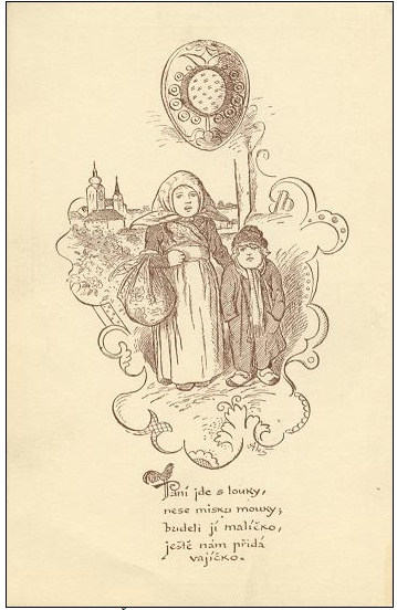 Alšovy pohlednice - II. Prácheňsko