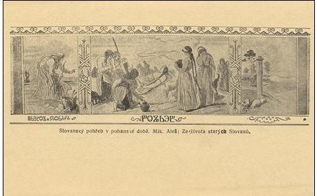 Alšovy pohlednice - VIII. Sbírka