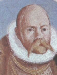 Astronom Tycho Brahe a zatmění