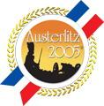 Austerlitz 2005 - příležitostné razítko