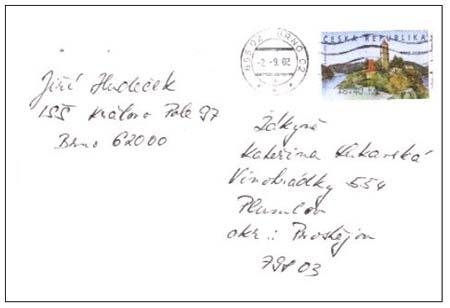 Automatové známky – komentář