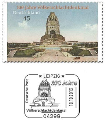 Bitva u Lipska 1813