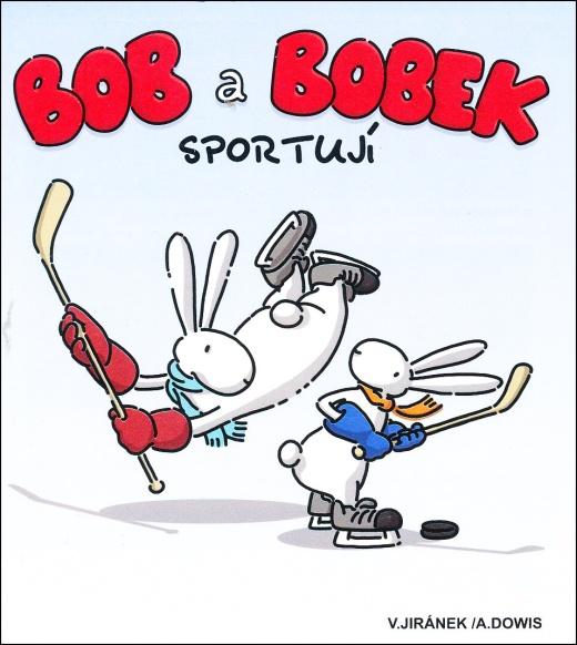 Bob a Bobek - známkový sešitek