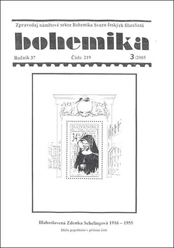 Bohemika 3/2005