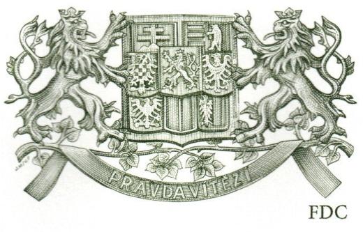 Boj o českou státnost 1918 - aršík