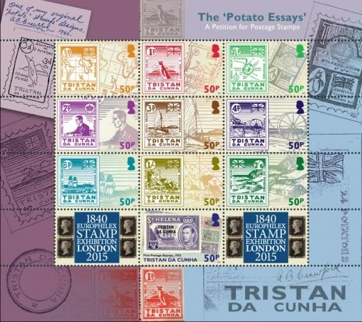 Bramborové známky