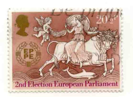 Býk vparlamente