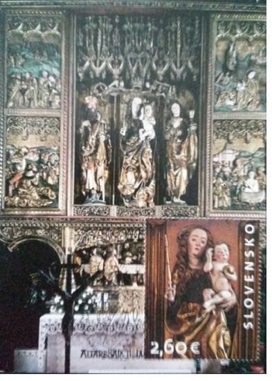 Carte maximum (CM)  Levočský oltár a iné poznámky