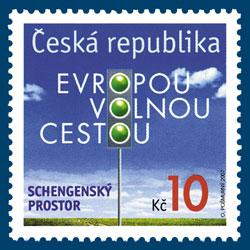 Česká republika v Schengenském prostoru