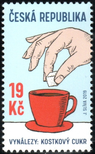 České vynálezy - Kostkový cukr