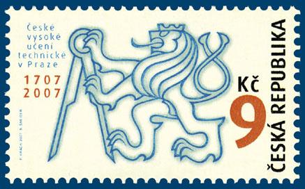 České vysokého učení technického v Praze (1707 - 2007)