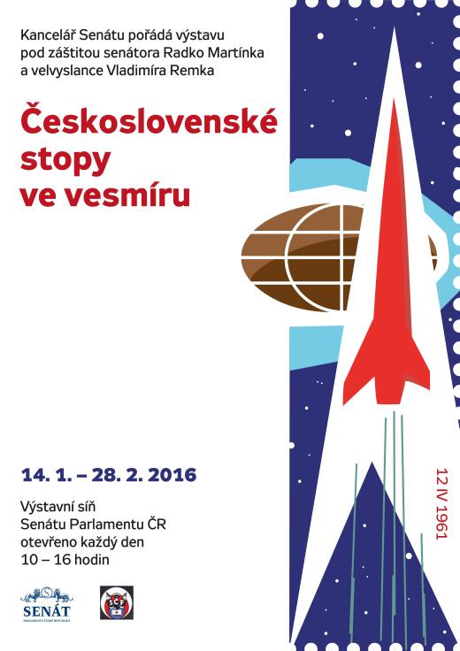 Československé stopy ve vesmíru