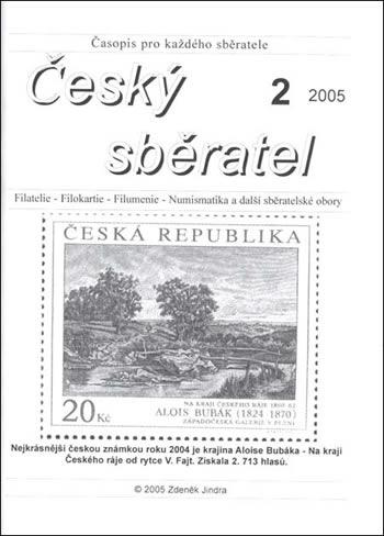 Český sběratel 2/2005