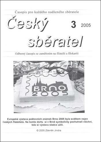 Český sběratel 3/2005
