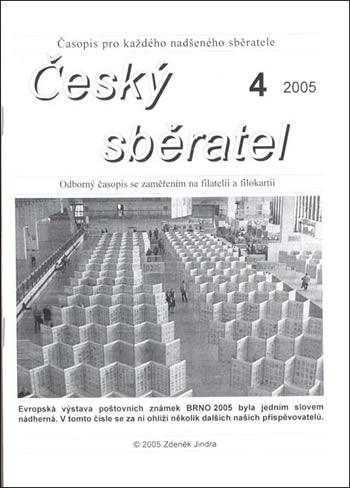 Český sběratel 4/2005