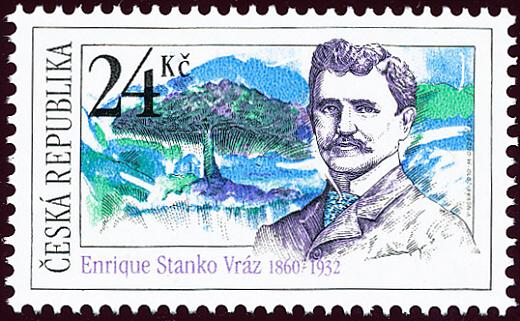 Cestovatel Enrique Stanko Vráz (1860 - 1932)