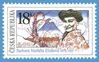Cestovatelka Barbora Markéta Eliášová