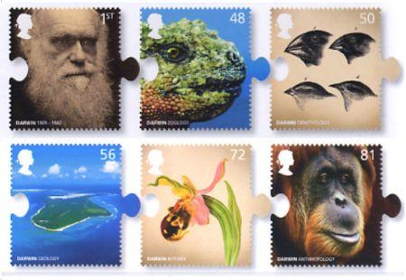Charles Darwin a teorie o vývoji druhů