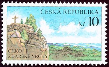 Chráněná krajinná oblast Žďárské vrchy