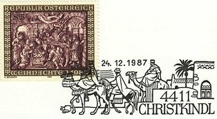 Christkindl – Rakousko