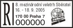 Další zprávy z příprav veletrhu Sběratel VI.