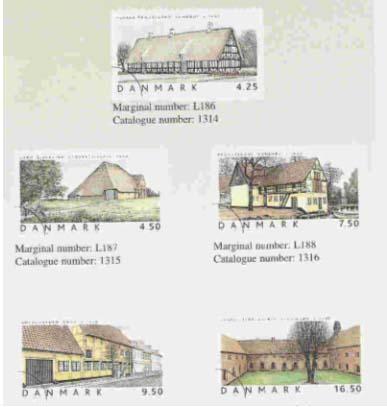 Dánská architektura
