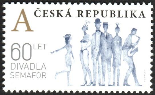 Divadlo Semafor - 60 let