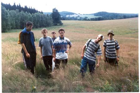 Dopisovatelský kroužek mladých filatelistů Svitavy - Chlebovice
