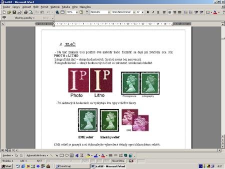Edice POMfila vydává: Specializovaný katalog Velké Británie - (machines stamps)