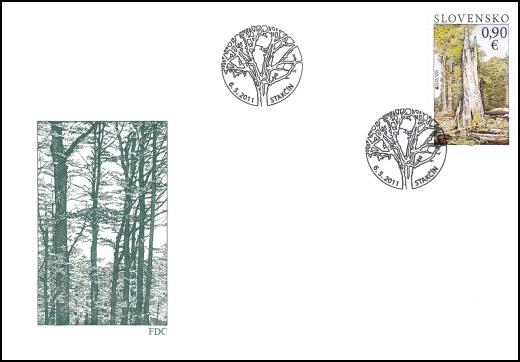 EUROPA 2011: Lesy - Národný park Poloniny