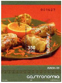 EUROPA Gastronomia 2005 - I.