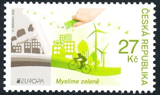 EUROPA - Myslíme zeleně