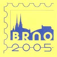 Evropská výstava poštovních známek Brno 2005 a mládež II.